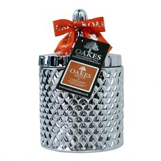 Silver Cut Glass Jar Scented Luxury Candle – Orange & Cardamon – Fashion Trends To Try In 2019 Luxury Candles, Orange, Cut Glass, Scented Candles, Glass Jars, Wax, Silver, Fragrances, Fashion Trends