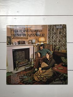 The World of Your Hundred Best Tunes Vol.10 - 1975. To to dig the decor and outfits!