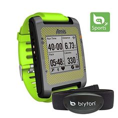Bryton Amis S630H Smartest GPS Multisport Watch  Heart Rate Monitor (Green) Review https://fitnesstrackerusa.co/bryton-amis-s630h-smartest-gps-multisport-watch-heart-rate-monitor-green-review/