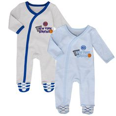Michigan State Spartans Newborn & Infant Two-Pack Sunday Best Coverall Pajamas Set - Green/Light Blue Michigan State Spartans, Kentucky Wildcats, Baby Fan, Team Logo Design, Nba Merchandise, One Piece Pajamas, Football Baby, Vancouver Canucks, Toronto Blue Jays