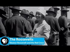 Check out Eleanor Roosevelt - Red Cross Service at Check123 - http://check123.com/videos/6618-eleanor-roosevelt-red-cross-service