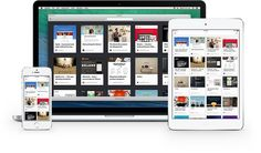 Stache - A smarter way to bookmark web pages for Mac, iPhone and iPad --- Cool product... but will it be around long-term? I'll stick to Pinterest for now.