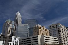 Buildings of Downtown Charlotte  http://www.picturecarolina.com/charlotte/