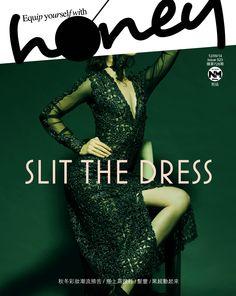Vol.728 Honey Cover
