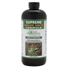 The only officially licensed manufacturer in the US to sell the Original Father Romano Zago Aloe Arborescens Juice Formula.