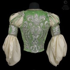 """Ezio Frigerio Mauro Pagano, costume for Romeo, from Prokofiev's """"Romeo and Juliet"""" opera, Noureev, 1977 Historical Costume, Historical Clothing, Romeo And Juliet Costumes, Romeo Y Julieta, Corset Costumes, Fairytale Fashion, Cool Outfits, Fashion Outfits, Fantasy Costumes"""
