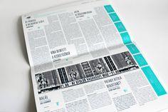 Doomsday 2012: The Last Issue by Akos Polgardi, via Behance