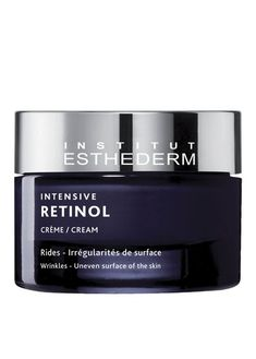 Institut Esthederm Intensive Retinol-Falten-Creme Intensive Retinol On Creme Com Retinol, Institut Esthederm, Anti Imperfection, Propolis, Acide Aminé, Oxidative Stress, Vitamin C, Cream, Active