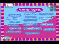 Presentación de un recurso digital de la Consejería de Educación de la Junta de Castilla y León para Educación Infantil.