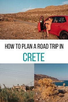 Fasten your seatbelt and embark on a Crete road trip. Stunning coastal roads, dramatic cliffs & the most beautiful beaches in Greece await! Head to the best car rental in Crete and drive east - from Heraklion to Elounda, discover beautiful Zarkos and go for a dip in Plaka, the best beach in Crete. Road trip in Crete | Crete coast | Car hire in Crete | Traveling in Crete | What to see in Crete | Crete sightseeing | Itinerary for Crete road trip | Roadtripping in Crete | Elounda, Crete |
