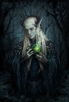 Image result for fairies and elves