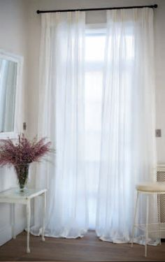 heavy voiles elise curtain voiles are perfect for on bifold doors and large