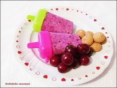 Înghețată cu vișine și ananas Raspberry, Ice Cream, Fruit, Food, No Churn Ice Cream, Icecream Craft, Essen, Meals, Raspberries