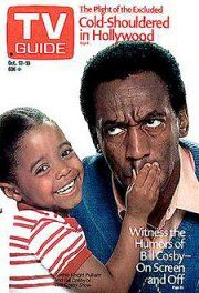 Classic TV Guide covers...The Cosby show