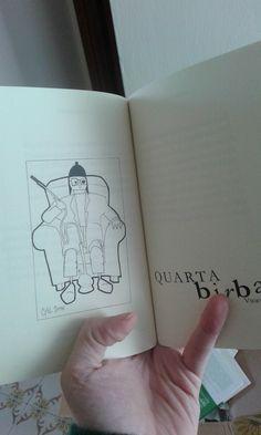 Interno di Max e Moritz, di W. Busch. Con racconto inedito e illustrazioni originali di Angelo Calvisi