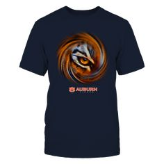 Auburn Tigers - Eye of The Tigers T Shirt Auburn Tigers, Auburn Football, Auburn Shirts, College Shirts, Tiger T Shirt, Digital Printer, Comfy Hoodies, Long Sleeve Shirts, T Shirts For Women