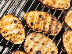 Grilled Salt and Vinegar Potatoes   Serious Eats : Recipes    http://www.seriouseats.com/recipes/2012/06/grilled-salt-and-vinegar-potatoes-recipe.html