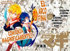 Labyrinth of Magic. MAGI 283 página 1 (Cargar imágenes: 10) - Leer Manga en Español gratis en NineManga.com