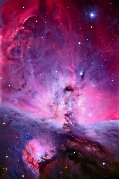This is probably the most amazing photo you will see of the Orion nebula's center, a cloud of gas and dust known as M42. The work was created by Adam Block at the Mount Lemon Sky Center observatory in Arizona. Image: Adam Block/Mount Lemmon SkyCenter/University of Arizona