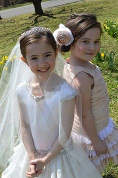 Original Paula Varsalona 1st Communion dresses