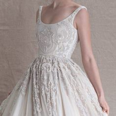 Swoonworthy Wedding Dresses by Paolo Sebastian Perfect for Your Whimsical Wedding - Wedding Party