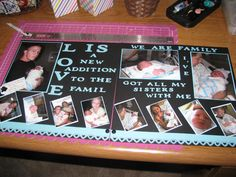 Bonnie's Creative Place: week 3 of 13 scrapbooking challenge