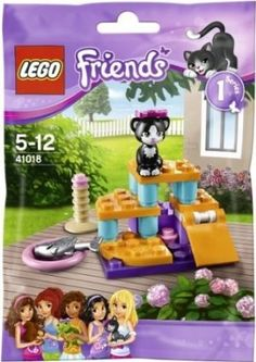 Lego Friends Cat Playground