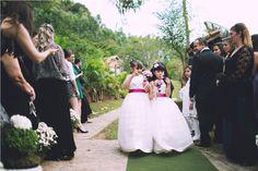 Daminhas! Bolinhas! Casamento! Wedding!