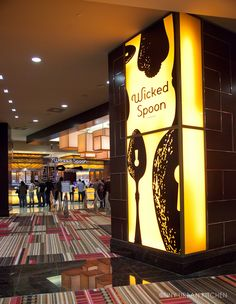 Wicked Spoon (Cosmopolitan)  A different kind of buffet in Vegas
