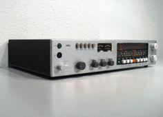 Braun Regie CEV 510 Receiver, silber, seltenes Sammlerstück.   eBay