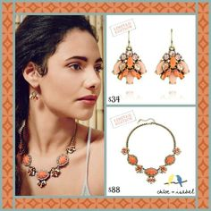 Shop www.chloeandisabel.com/boutique/sarahbordenet for this look and so many more!