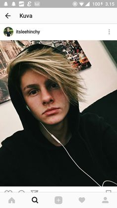 To have Lee Hinchcliffe as your first boyfriend First Boyfriend, Youtubers, Dreadlocks, Hair Styles, Pictures, Beauty, Hair Plait Styles, Photos, Hairdos