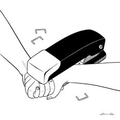 so cute!Henn Kim (hennkim) Never let me go by Henn Kim
