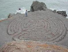 10 Sacred Places to Visit in the United States: Land's End Labyrinth, San Francisco, CA