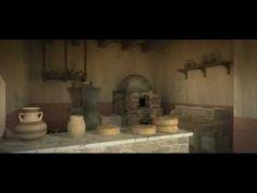 Tabernae Romanas 3D / Virtual Roman tabernae #3D #VideosRoma
