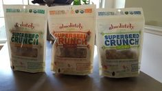 Organic Superseed Crunch - Healthy and Delicious Snack for Busy Families