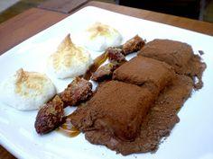 DESSERT FIRST!: Desafio do Daring Bakers - Marquise de Chocolate.
