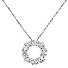 Spark Creations - P 5670      0.83 CT DIAMOND PENDANT