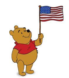 .I LOVE WINNIE THE POOH, AND US OF AMERICA,HOORAH