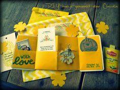 Van Claudia, febr. 2014 - A packet of sunshine!!!