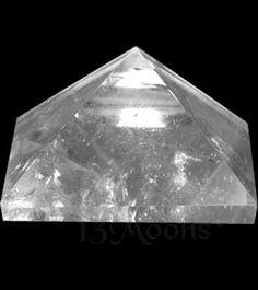 Pyramid, Clear Quartz