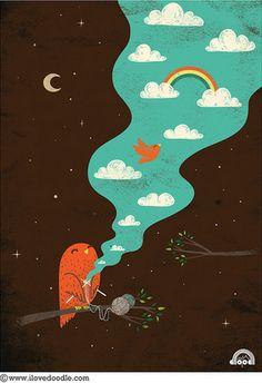 Tejiendo sueños