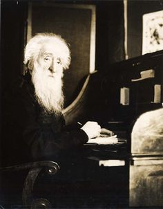 William Booth, Founder of The Salvation Army