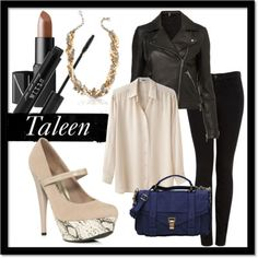 JustFab.com Taleen mary jane pump #shoes