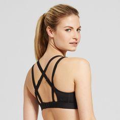 Women's Power Shape Strappy Sports Bra