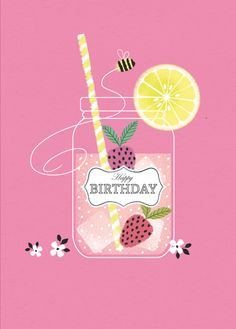 Birthday happy art illustrators artists ideas for 2019 Birthday Blessings, Birthday Wishes Cards, Bday Cards, Happy Birthday Messages, Happy Birthday Quotes, Happy Birthday Images, Happy Birthday Greetings, Birthday Pictures, Birthday Clips