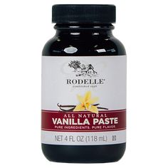 How to use Vanilla Extract, Beans, Paste, Flavor and more! Vanilla Frosting Recipes, Buttercream Recipe, Vanilla Buttercream, Ice Cream Recipes, Vanilla Paste, Vanilla Sugar, Homemade Vanilla Extract, What Is Vanilla