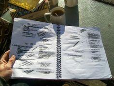 List making / journaling / life