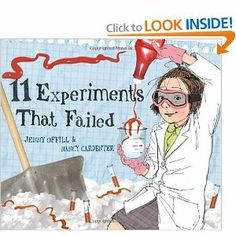 This book inspires many fantastic science experiments with young kids, it's a fantastic resources and super fun book. Definitely a must have!