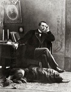 Russian Composer Serguei Rachmaninoff